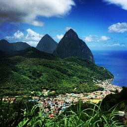 Picture of St Lucia
