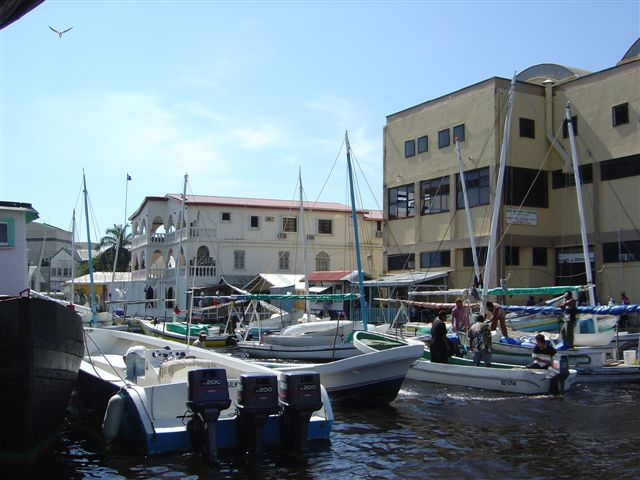 Belize City Harbor3