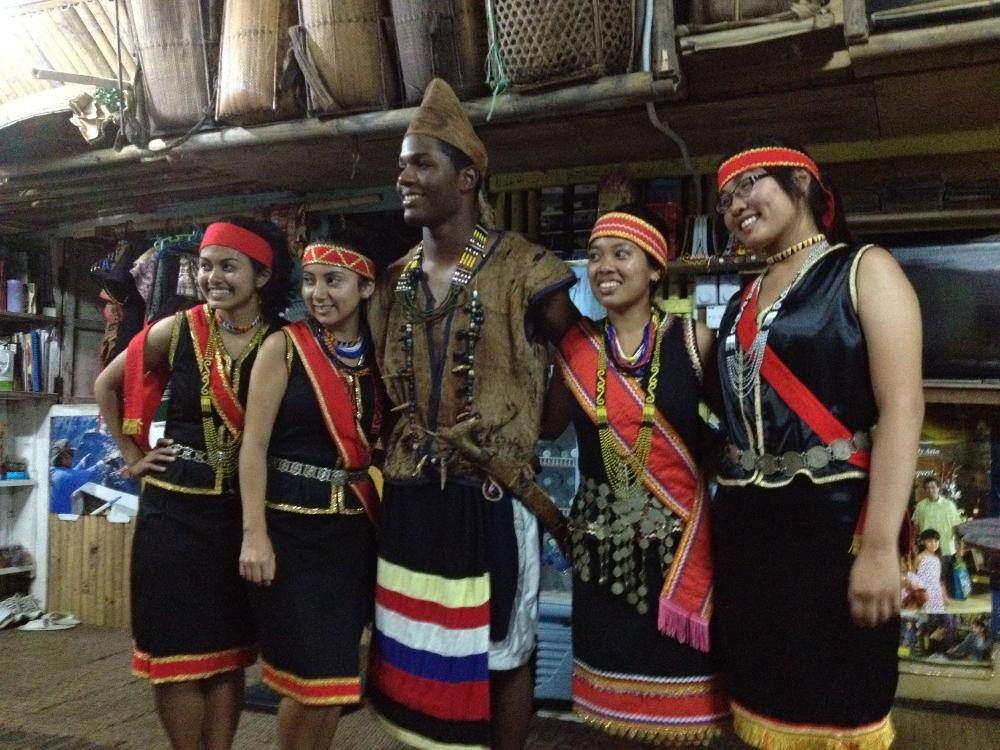 Traditional Longhouse Costumes